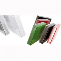 Three-color plastic sheets